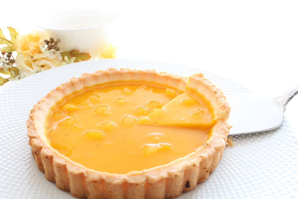 Tarte à la mangue sans oeufs ©De jreika shutterstock