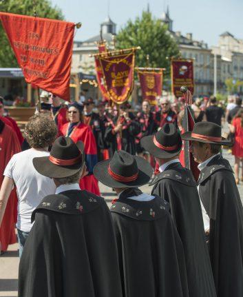 Bordeaux fête le vin (c) VincentBengold