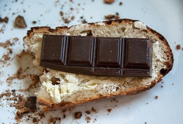 Chocolat (c) Jackmac 34 Pixabay CC0 Public Domain