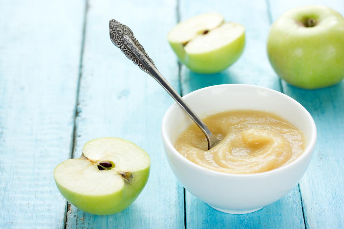 Compote de pommes © Anastasia_Panait shutterstock