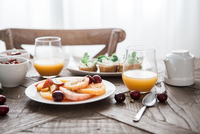 Petit déjeuner (c) Pexels Pixabay CC0 public Domain