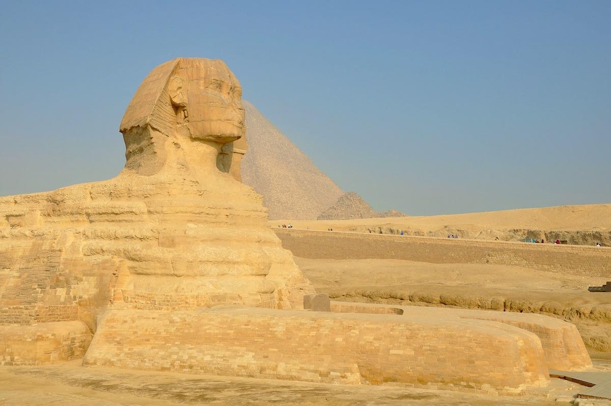 Le Sphinx (c) Nadine Doerle : Pixabay CC0 Public Domain