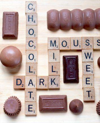 Mousse chocolat praliné sans oeufs (c) The chocolate web site CC0 Pixabay