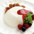 Pana cotta au yaourt CC0 Pixabay