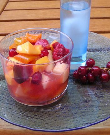 Salade de fruits qui fait dire hummm version estivale