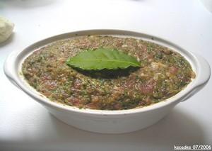 Terrine de canard aux noisettes et pistaches - Etape 4
