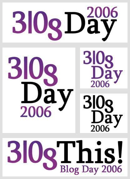 Blog Day 2006
