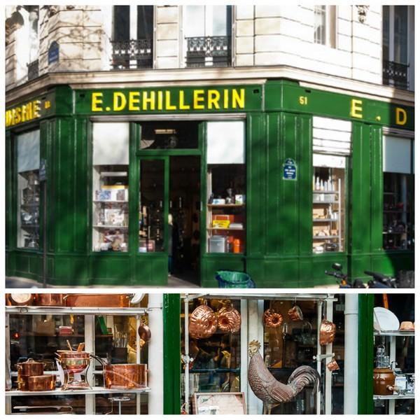 Dehillerin Paris