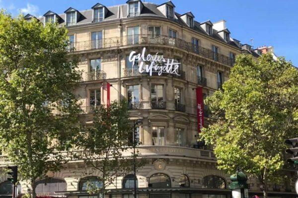 Lafayette Paris