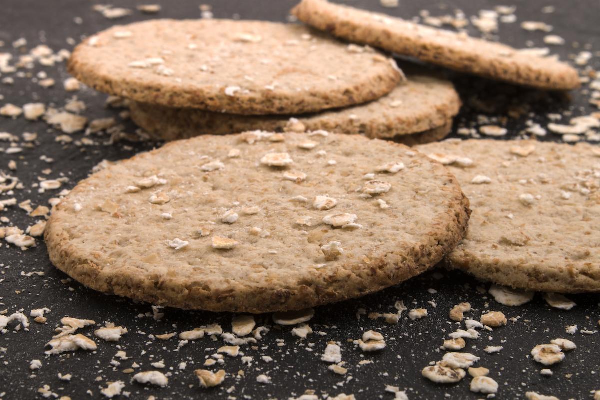 Scottish Oatcakes sans œufs sans lait ©De Joerg Beuge shutterstock