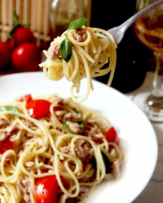 Spaghetti de la nuit de la San Lorenzo