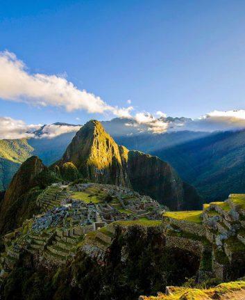 Cordillère des Andes - Machu Picchu (c) Skeeze CC0 Public Domain