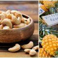 Noix de cajou et ananas Victoria