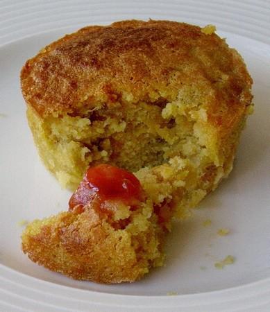 Petits gâteaux à la patate douce et au gingembre confit sans gluten sans lait