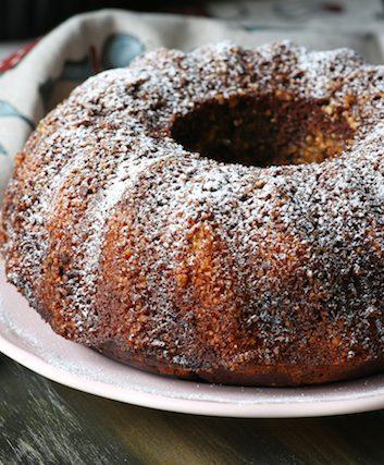 Gâteau au chocolat sans lait sans gluten