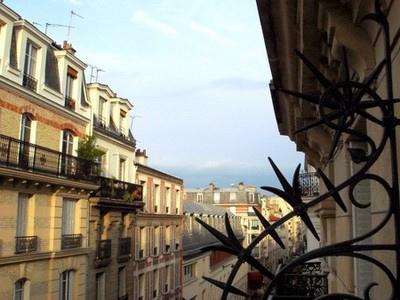 Vue de ma fenêtre – France - Paris