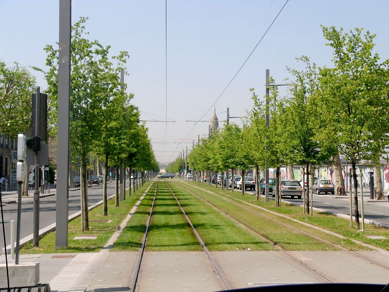 Avenue Thiers Bordeaux (c)NeiTech CC BY-NC-ND 2.0 Flickr