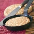 Blinis au sarrasin sans oeufs sans lait sans gluten ©Foodpictures shutterstock_84648565
