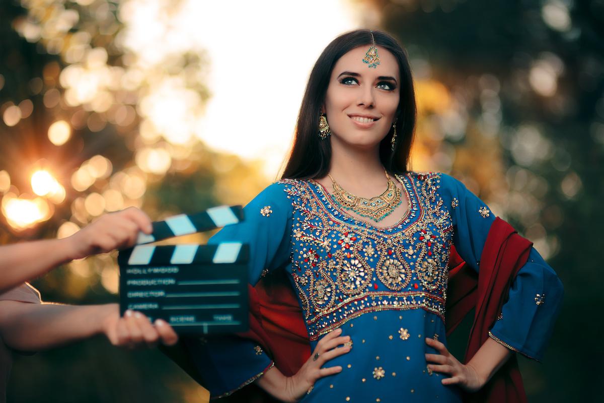 Bollywood ©De Nicoleta Ionescu shutterstock