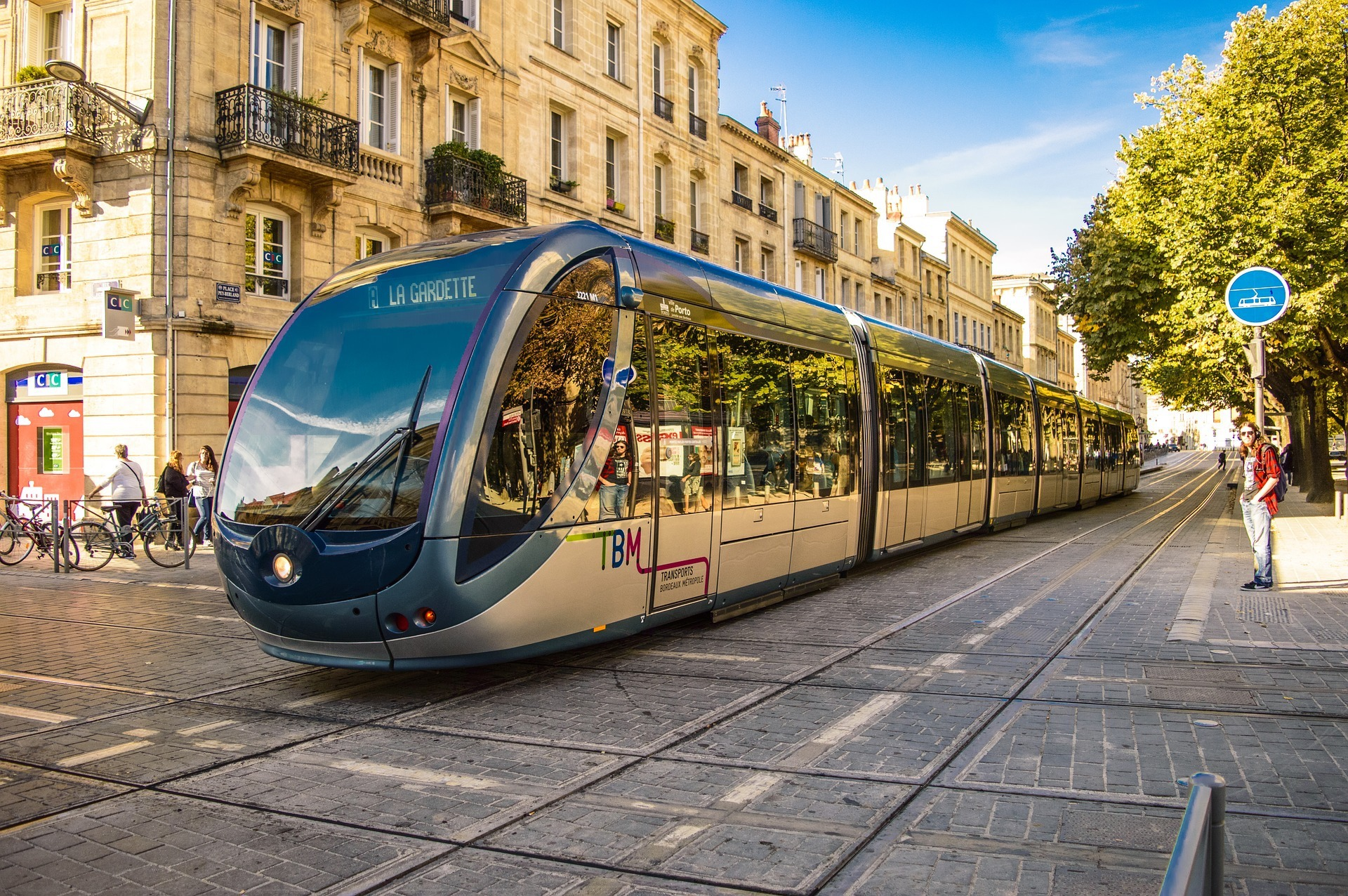 Bordeaux ©GoranWaldt CC0 Pixabay
