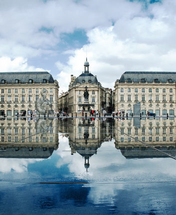 Bordeaux ©Xellery CC BY-SA 3.0