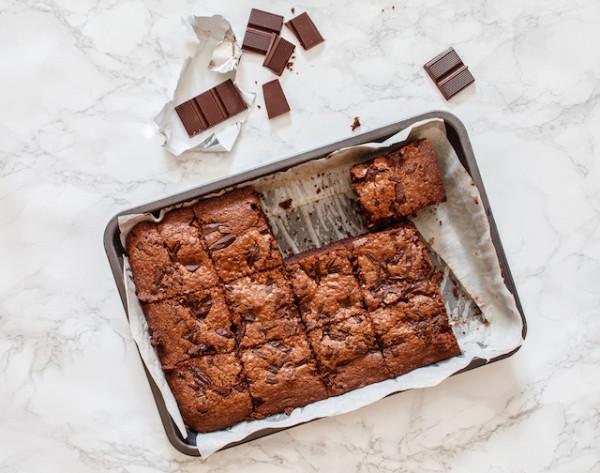 brownie au chocolat sans oeuf sans gluten. Black Bedroom Furniture Sets. Home Design Ideas