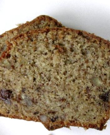 Cake chocolat noisettes noix de pécan et miel sans gluten