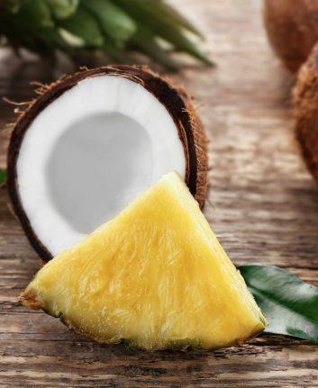 Crumble ananas coco ©De Africa Studio shutterstock