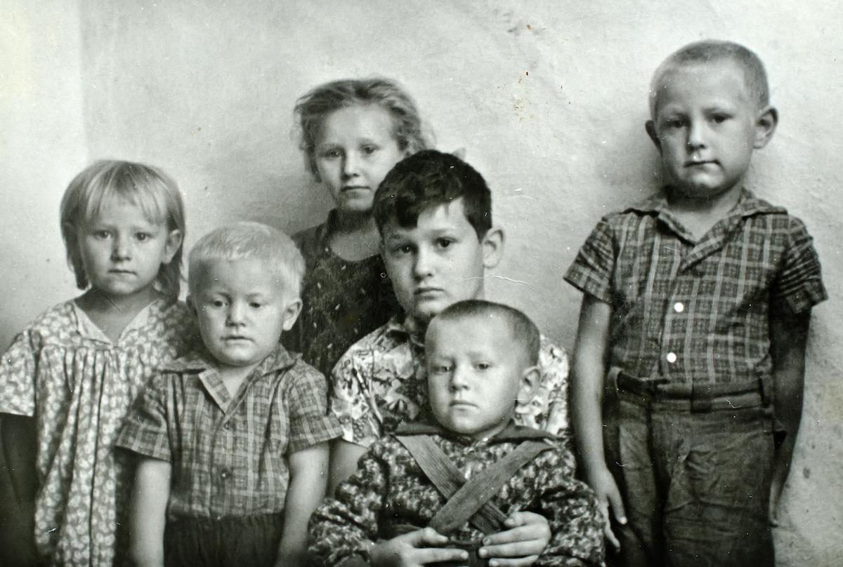 Famille © Oleg Golovnev shutterstock