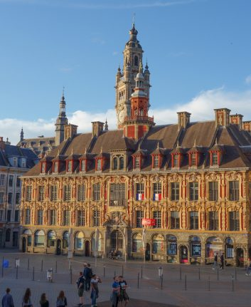 Lille Grand Place ©alarico shutterstock