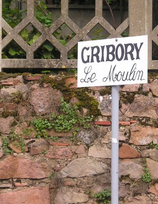 Moulin Gribory
