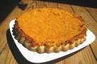 Tarte Tatin carottes et fenouil