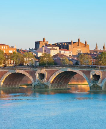 Toulouse ©SergiyN shutterstock