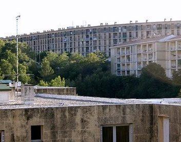 Vue de ma fenêtre – France : Sud Est