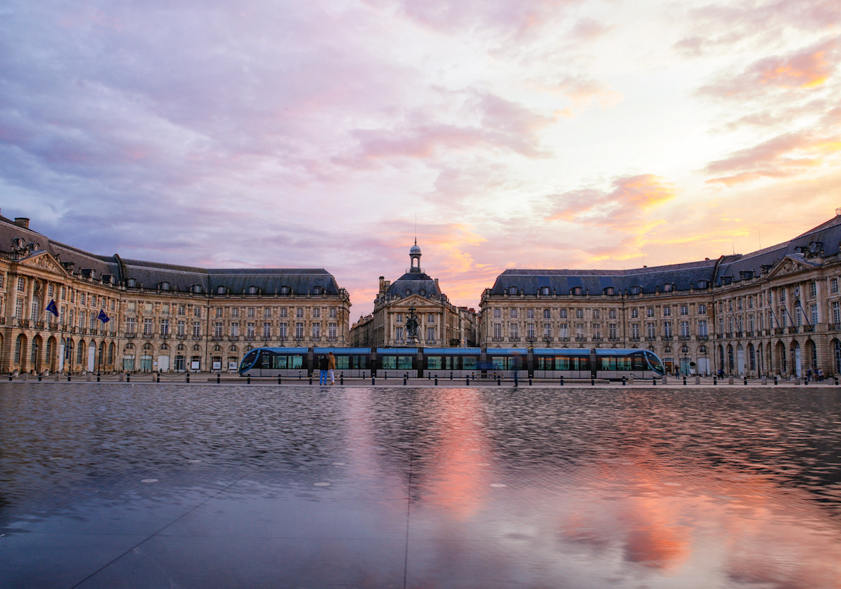 Bordeaux ©e saranya33 shutterstock