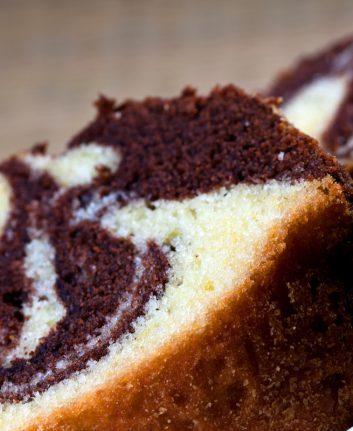 Gâteau marbré ©Testbild shutterstock