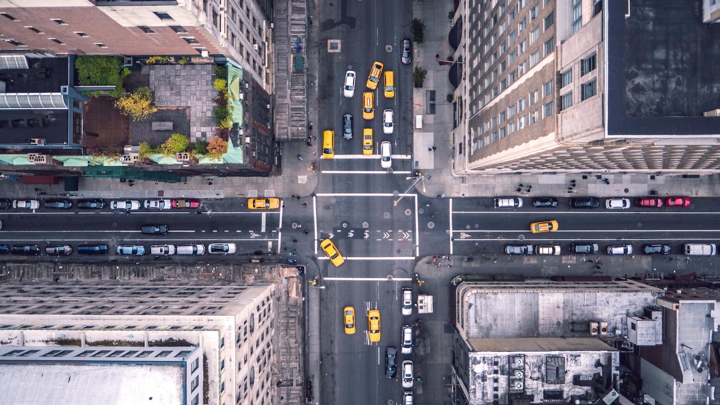 Ma Maison vue du ciel ©Stephan Guarch shutterstock