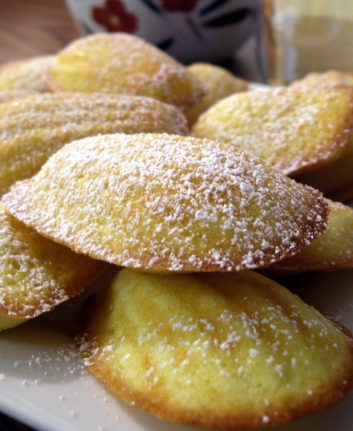 Madeleines (c) Magali labbe - CC BY-NC 2.0