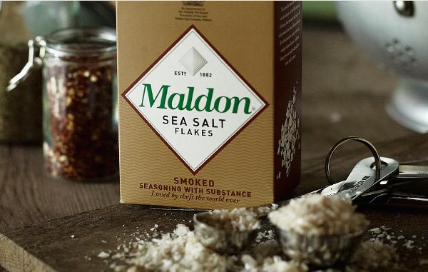 Sel fumé de Maldon