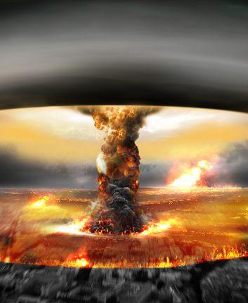 Bombe atomique ©Razvan Ionut Dragomirescu shutterstock