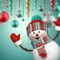 Joyeuses fêtes © wacomka shutterstock
