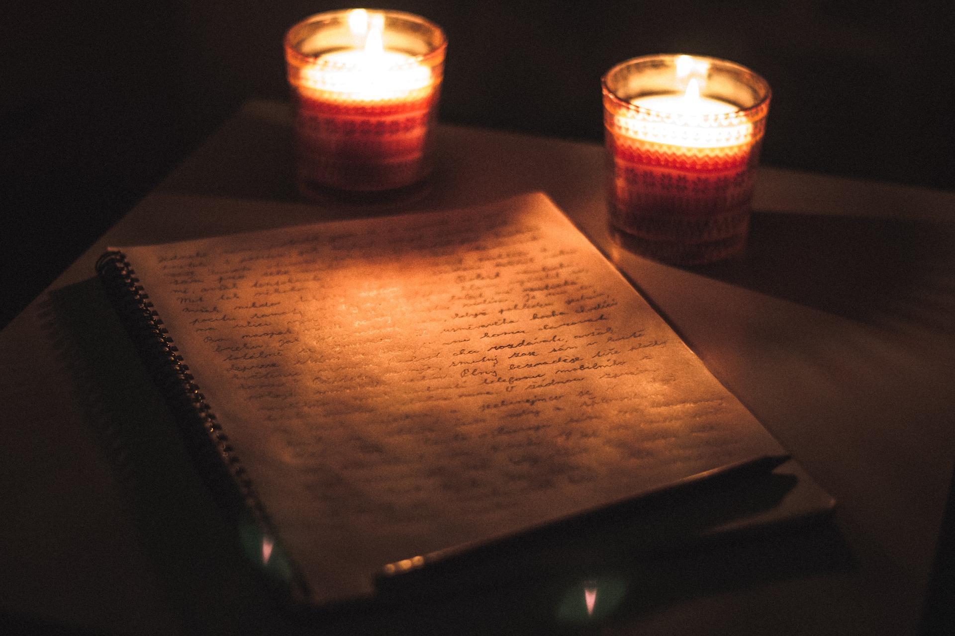 Lettre au Père Noël ©KostkaCZ CC0 Pixabay