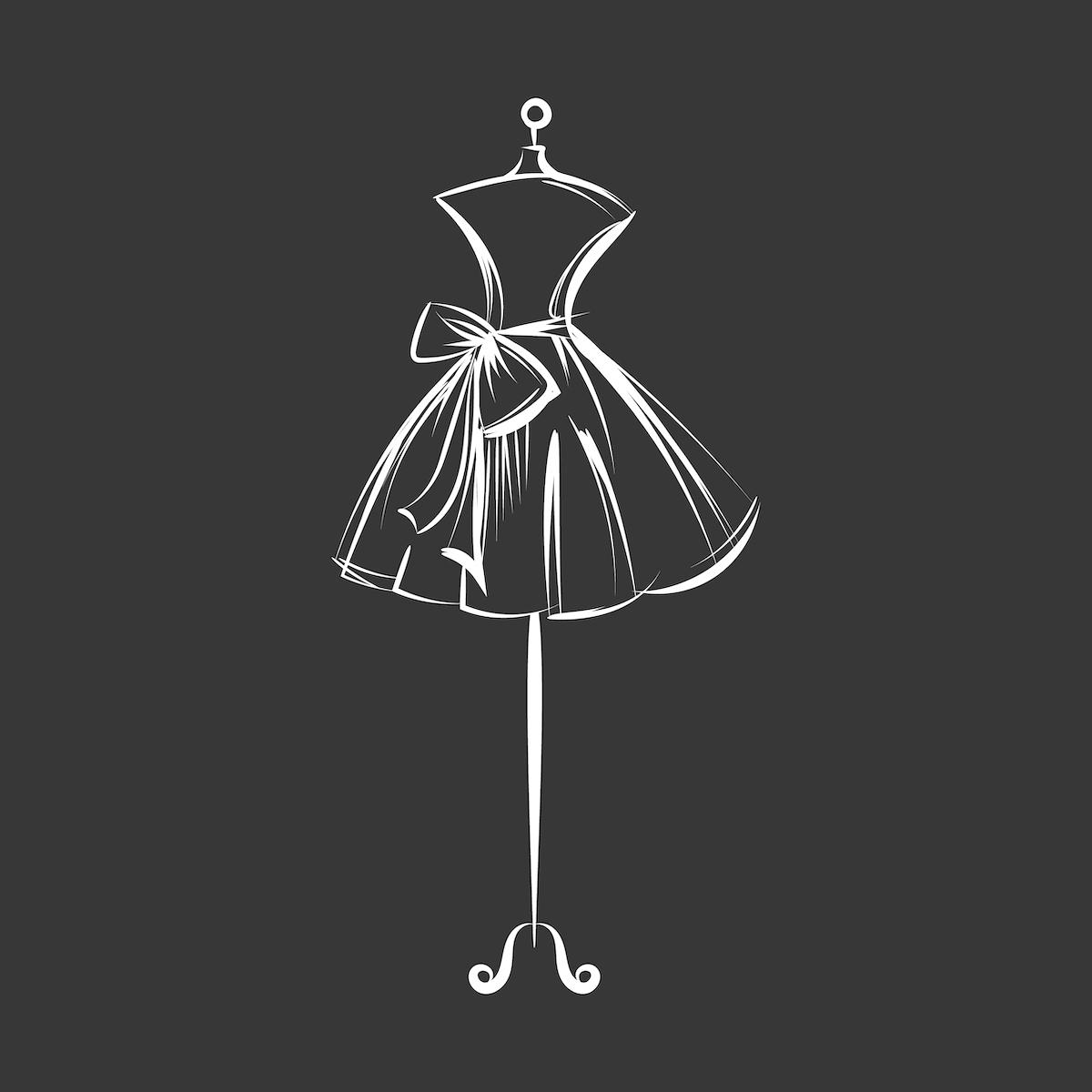Petite robe noire ©De Taxiro. shutterstock