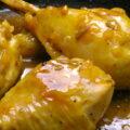 Poulet à l'orange et aux graines de fenouil