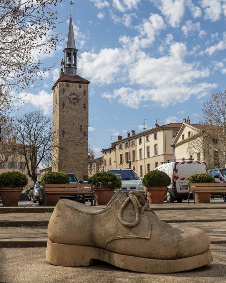 Romans sur Isère ©FB de la ville