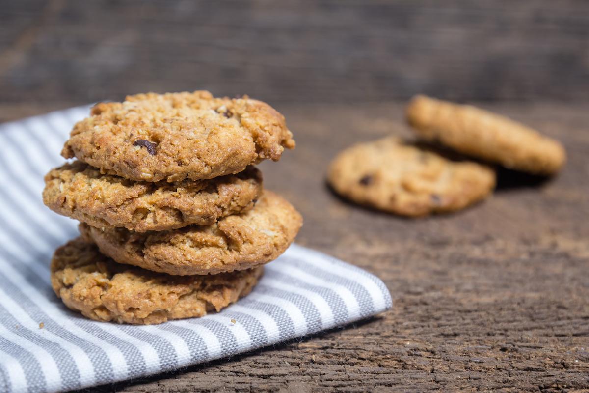 Cookies de Mélanie sans oeufs ©aroonroj.kul shutterstock