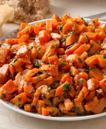 Salade de carottes à la Marocaine ©picturepartners shutterstock