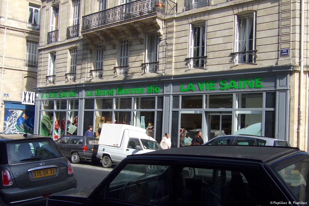 Bordeaux - La nouvelle épicerie Bio