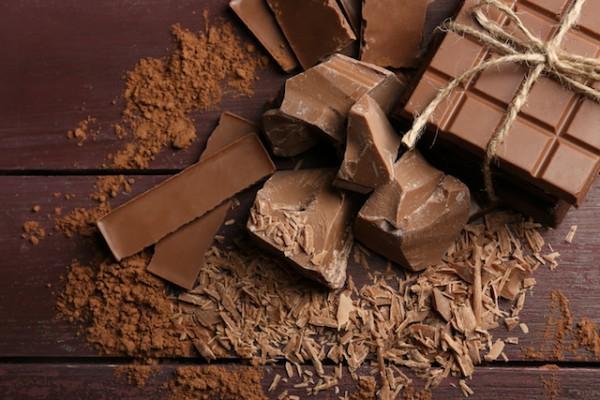 Chocolat (c) Africa Studio shutterstock