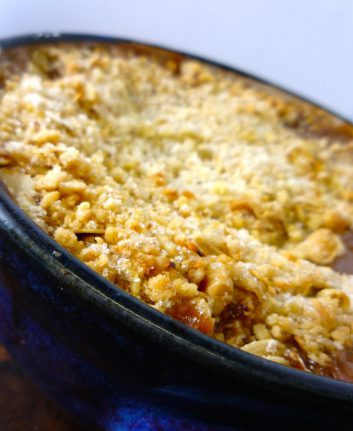 Crumble aux pommes © Girl Interrupted Eating cc-by-20